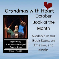 Grandmas with Heart October Book of the Month