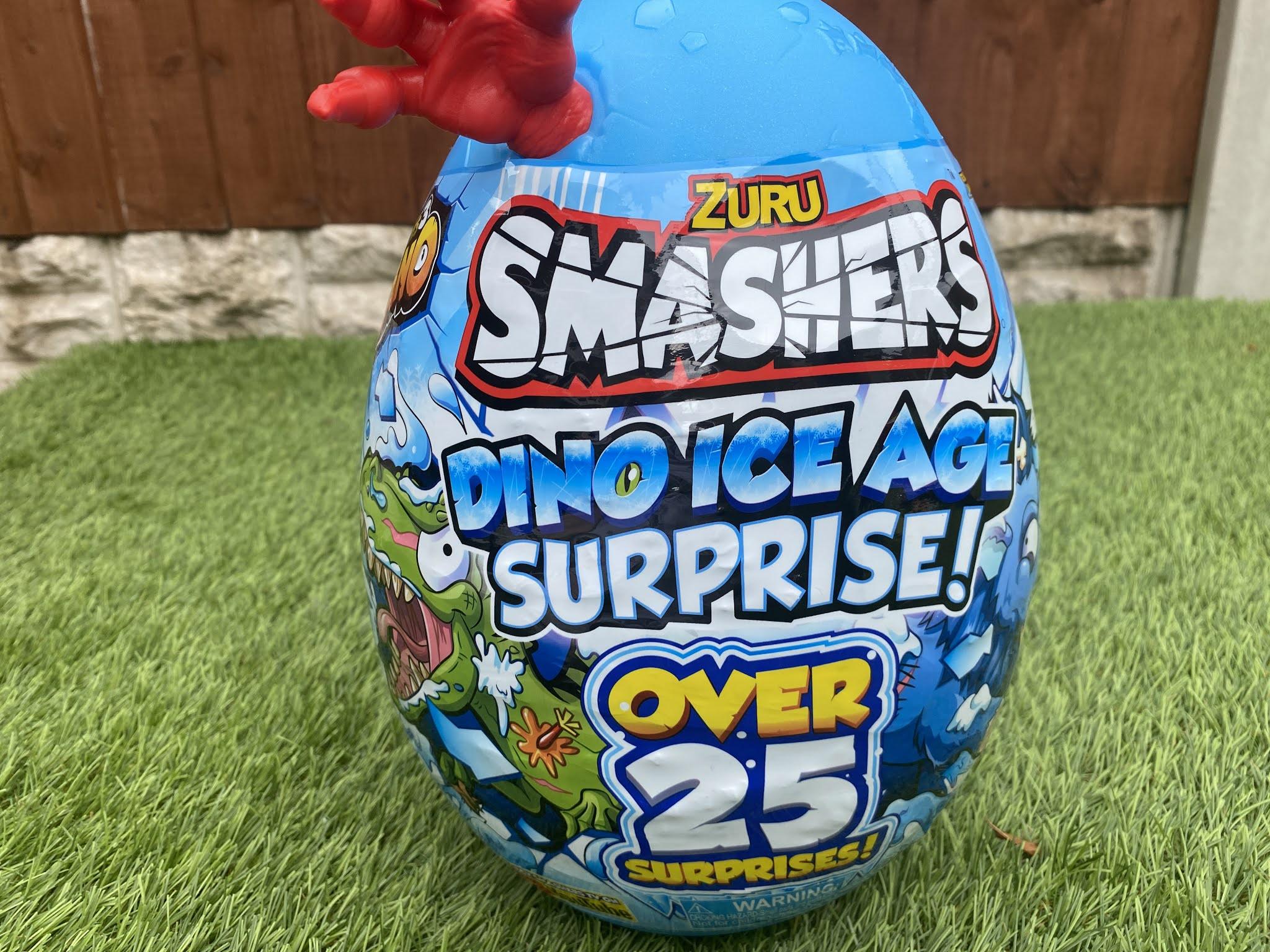 Zuru Smashers Dino Ice Age Surprise