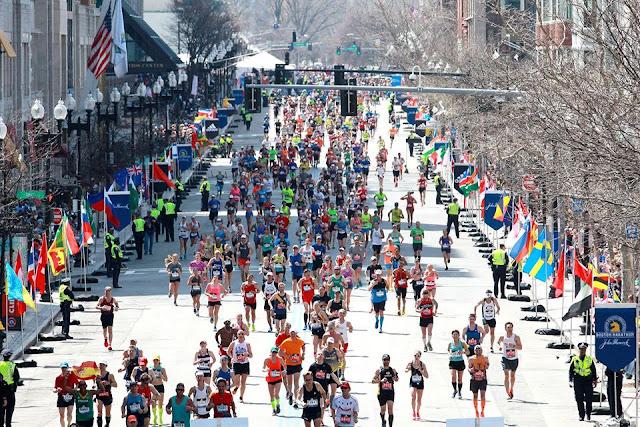 Maratona de Boston (foto: reprodução internet)