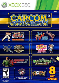 Capcom Digital Collection (Xbox 360) 2012