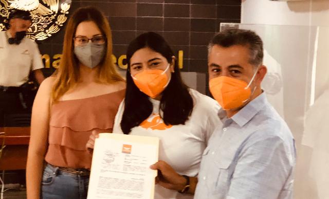 MC denuncia al priista Sansón Palma por proferir y difundir expresiones homófobas contra panistas