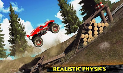 Monster Truck Rider 3D v1.2 Apk (Mod Money)