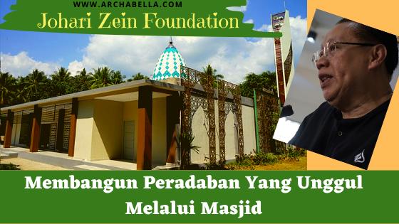 Membangun Peradaban Yang Unggul Melalui Masjid