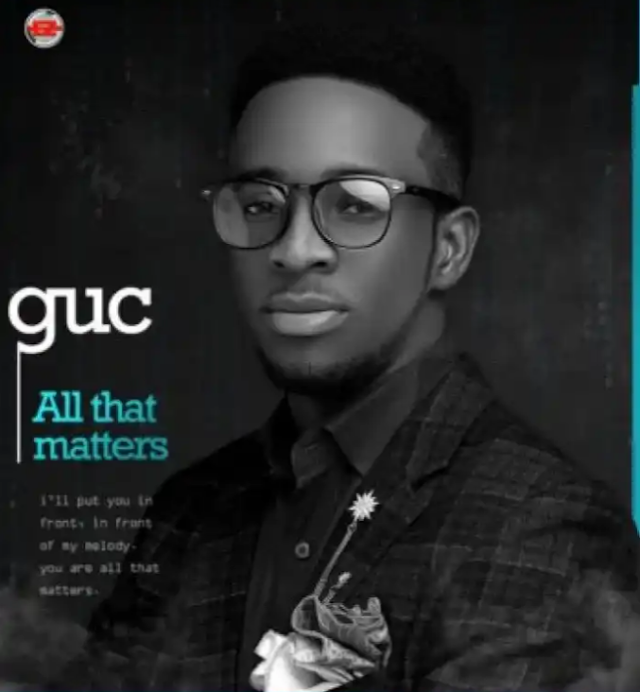 FREE MUSIC: GUC - All That Matters | MP3 download