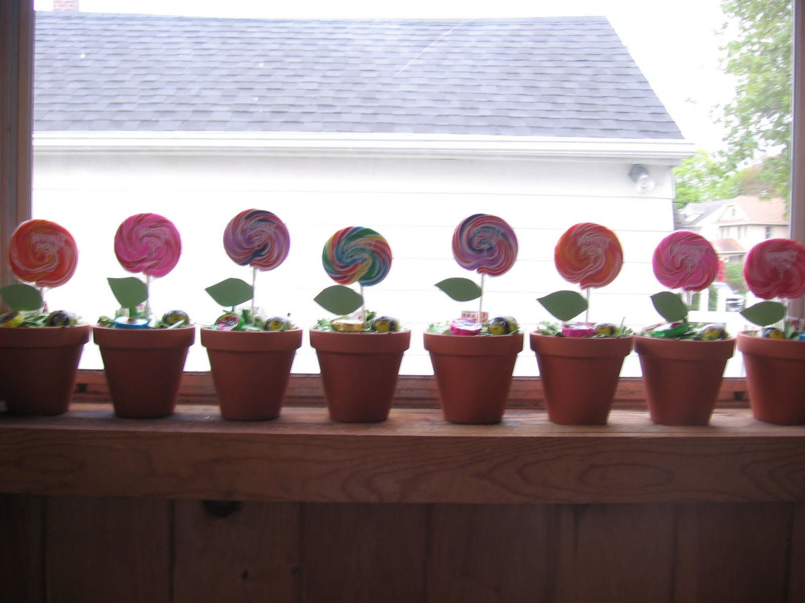 Favors For A Garden Party