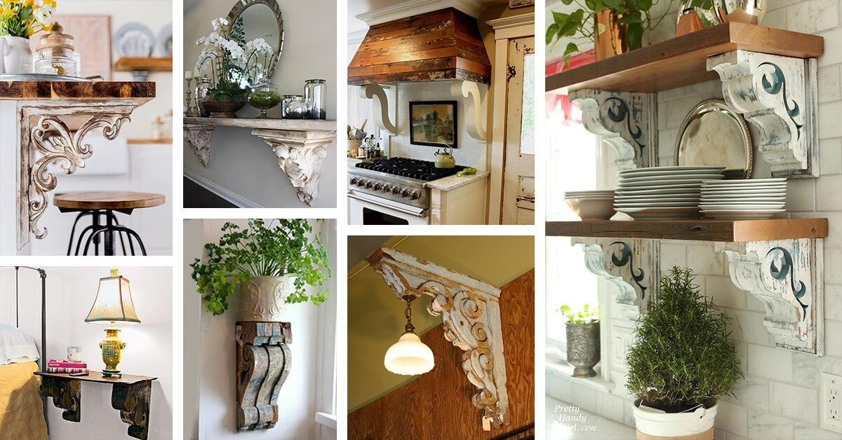 Corbels For Home Decor