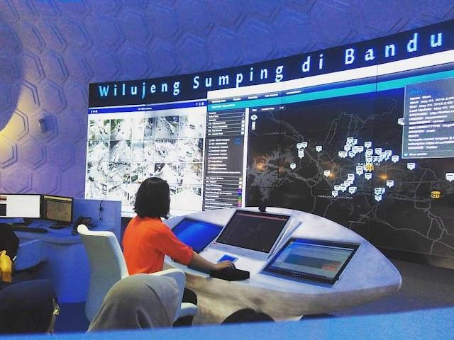 Keren Banget, Kota Bandung Masuk 50 Besar Smart City Dunia