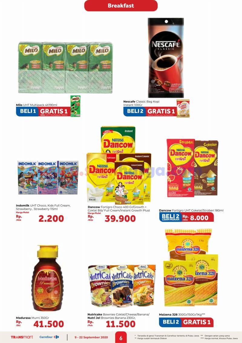 Katalog Promo Carrefour 9 - 22 September 2020 6