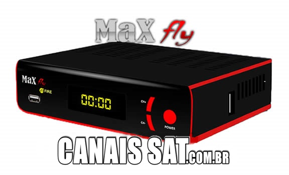 Maxfly Fire ACM Atualização V2.216 - 16/09/2020