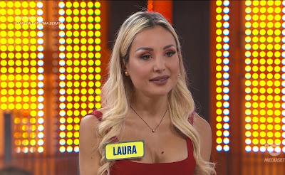 bella concorrente Laura Lodato avanti Un Altro 10 marzo