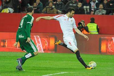 Precedentes ligueros del Sevilla FC ante el Eibar