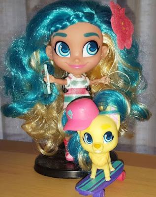 Кукла Noah и ее питомец Lemon