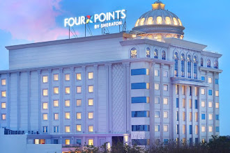 Staycation di Four Points by Sheraton Hotel Medan