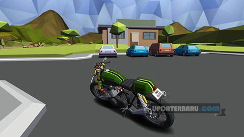 Game Cafe Racer APK Full Mod Unlimited Money