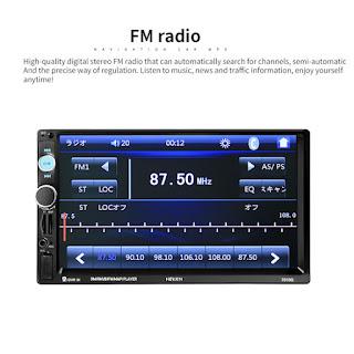 autoradio bluetooth GPS bluetooth 7010g