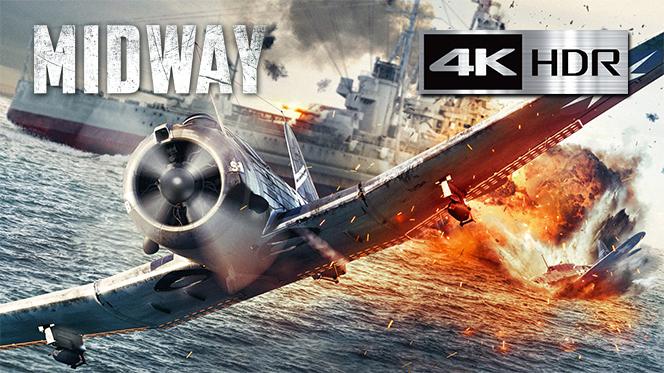 Midway: Batalla en el Pacífico (2019) REMUX 4K UHD [HDR] Latino-Ingles