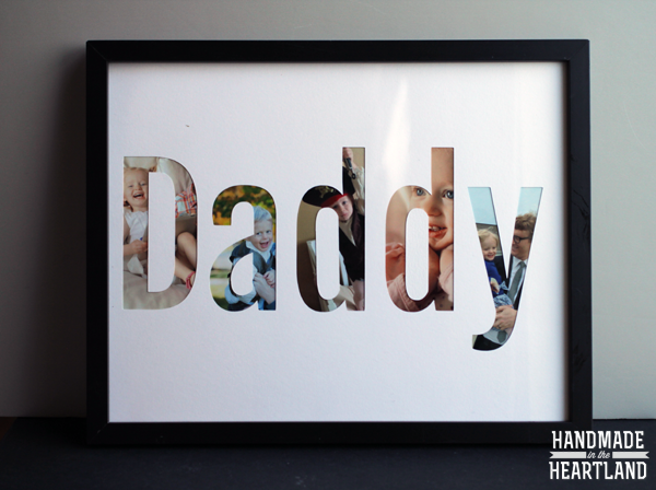 Great Photo Gifts for Father's Day