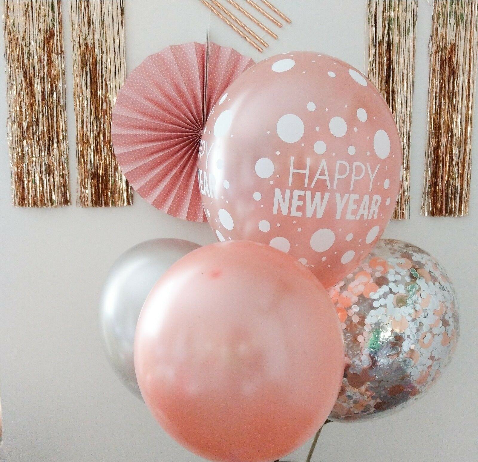 https://picclick.co.uk/Rose-Gold-Balloons-Bouquet-Happy-New-Year-Engaged-323499310831.html