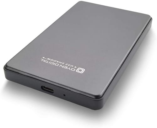 Review Oyen Digital U32 Shadow 1TB External SSD