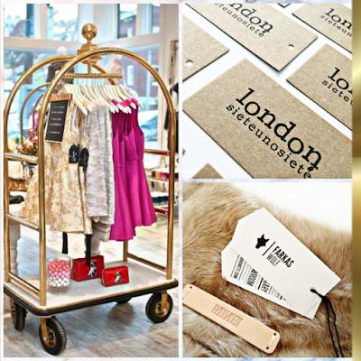 Beneficios de añadir etiquetas de ropa en tiendas