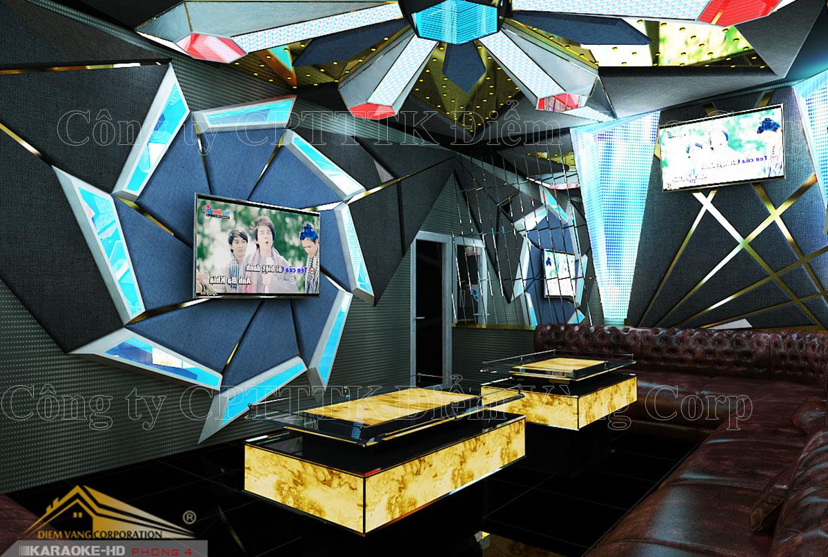 Thiết kế phòng karaoke 3D Ảnh Full chất lượng cao 39