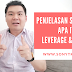 Video Youtube 18 | Penjelasan Sederhana Apa Itu Leverage Dan Margin