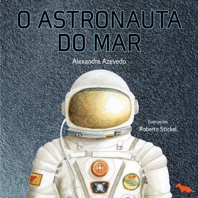 O astronauta do mar Alexandre Azevedo