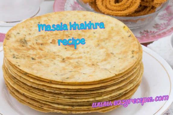 Make masala khakhra recipe gujarati snacks full of taste