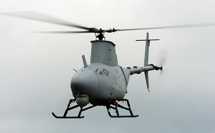 MQ-8C Fire Scout Copter Drone