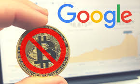 google-bans-cryptocurrency-ads