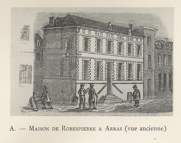 The house was built in 1730; the date still survives on a brick under the  eaves. Early engravings, confirmed by modern investigations,
