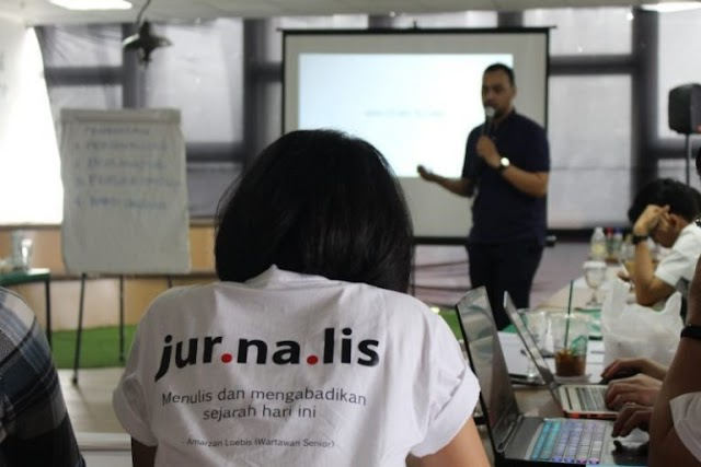 Opini : Degradasi Jurnalis dan Jiwa Korsa yang Mulai Hilang