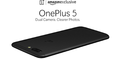OnePlus 5T Flash Sale in India
