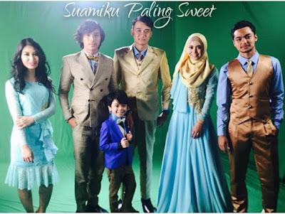 Senarai Pelakon dan Sinopsis Drama Suamiku Paling Sweet