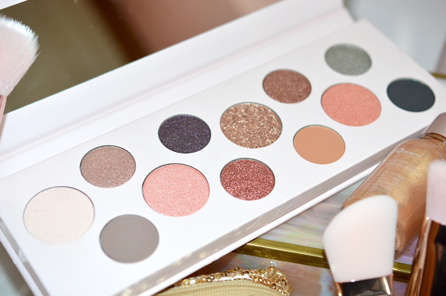 Quo Ohh La La Eye Shadow Palette