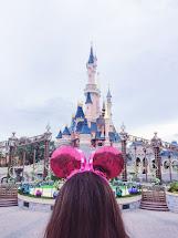 Instagrammable Places Disneyland Paris