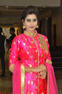 Shamili in Pink Anarkali Dress 04.JPG