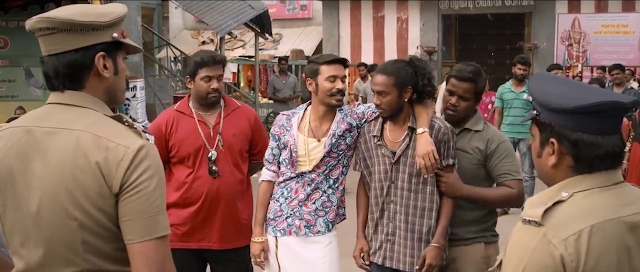 Single Resumable Download Link For Movie Maari 2015 Download And Watch Online For Free