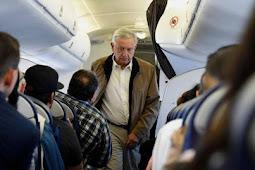 الرئيس المكسيكي يحارب الفقر ببلاده ببيع طائرة الرئاسة والسفر على الدرجة السياحية