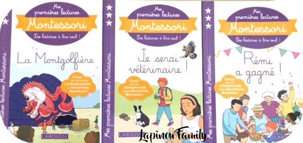 premieres lectures montessori