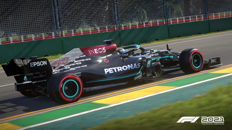 F1 2021 - Codemasters published first screenshots