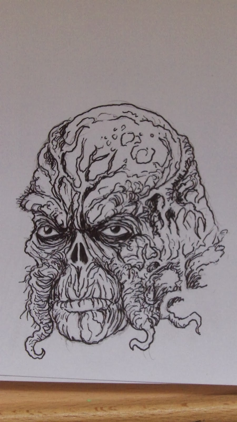 drawswampthing