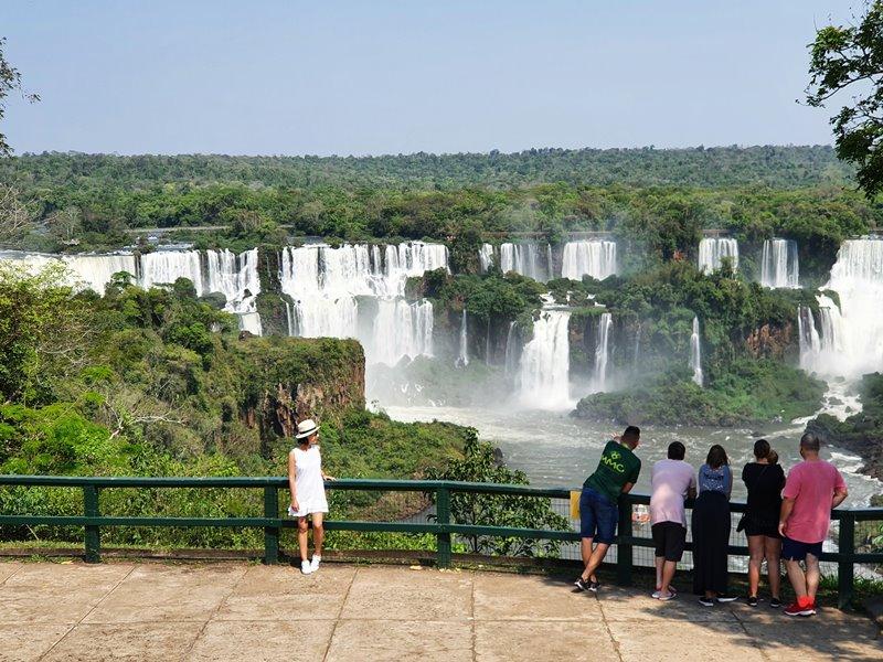 Visita as Cataratas do Iguaçu