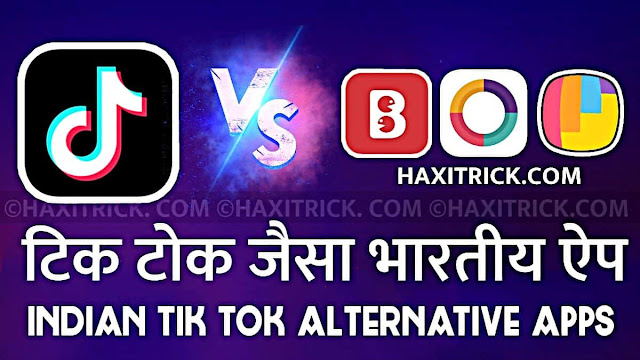 Best TikTok Alternative Indian Apps Free Download