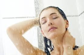mandi bersih