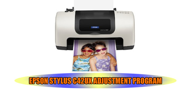 Epson Stylus C42UX Printer Adjustment Program