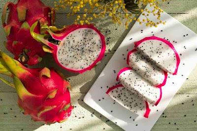 عصير فاكهة التنين