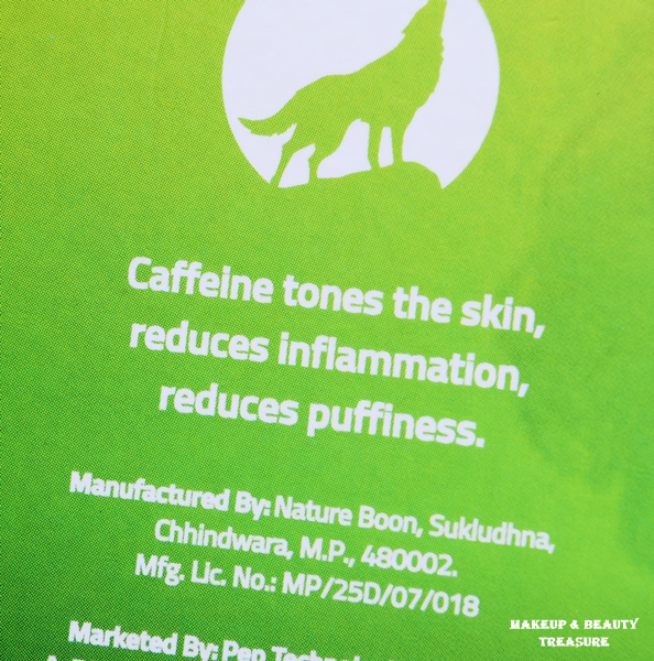 Mcaffeine Neem Face Wash