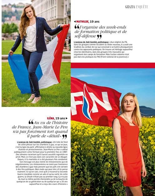 Front National Femme Au Foyer : Le de michel garroté scandale il y a jolies