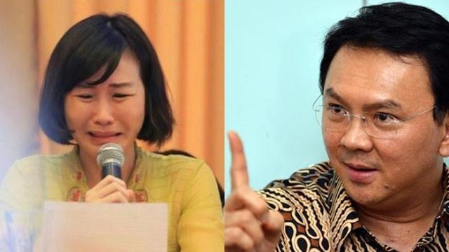 Tanggapan Ahok Soal Pria Idaman Lain yang Membuatnya Menggugat Cerai Veronica Tan